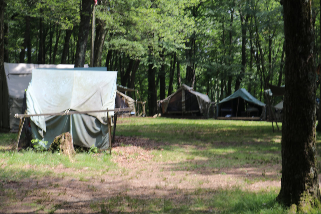 Picture & Arrow South - Camp Mattatuck